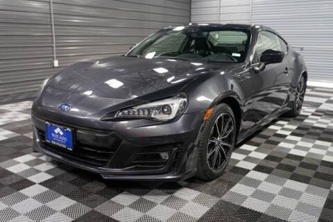 2017 Subaru BRZ for sale at TRUST AUTO in Sykesville MD