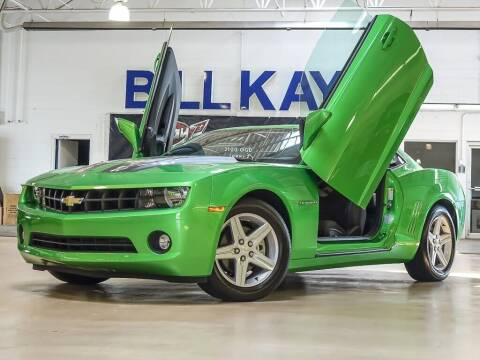 2011 Chevrolet Camaro for sale at Bill Kay Corvette's and Classic's in Downers Grove IL