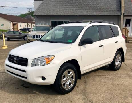 2008 Toyota RAV4 for sale at Stephen Motor Sales LLC in Caldwell OH