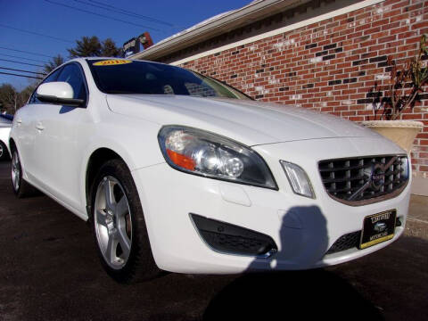2013 Volvo S60 for sale at Certified Motorcars LLC in Franklin NH