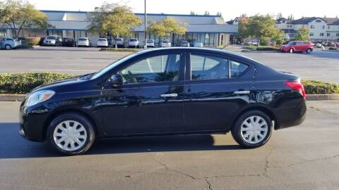 2012 Nissan Versa for sale at Car Guys in Kent WA