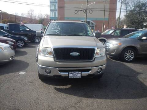 2008 Ford F-150 for sale at 103 Auto Sales in Bloomfield NJ