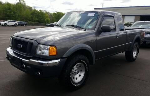 2004 Ford Ranger for sale at Angelo's Auto Sales in Lowellville OH