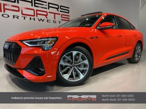 2021 Audi e-tron for sale at Fishers Imports in Fishers IN
