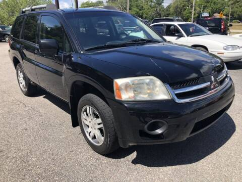 2007 Mitsubishi Endeavor for sale at Auto Cars in Murrells Inlet SC
