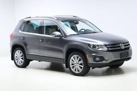 2016 Volkswagen Tiguan for sale at Carena Motors in Twinsburg OH