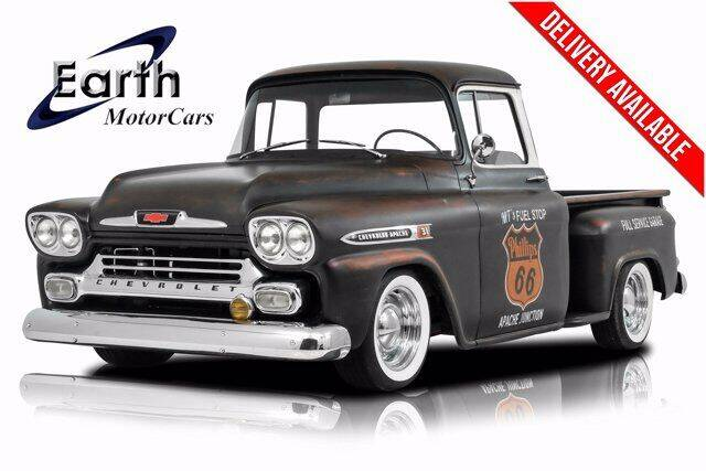 1959 Chevrolet Apache for sale in Carrollton, TX