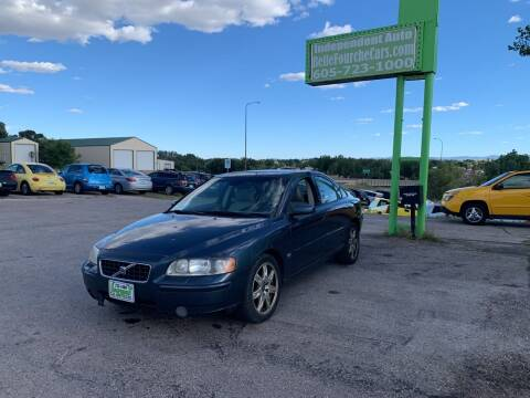 2006 Volvo S60 for sale at Independent Auto in Belle Fourche SD