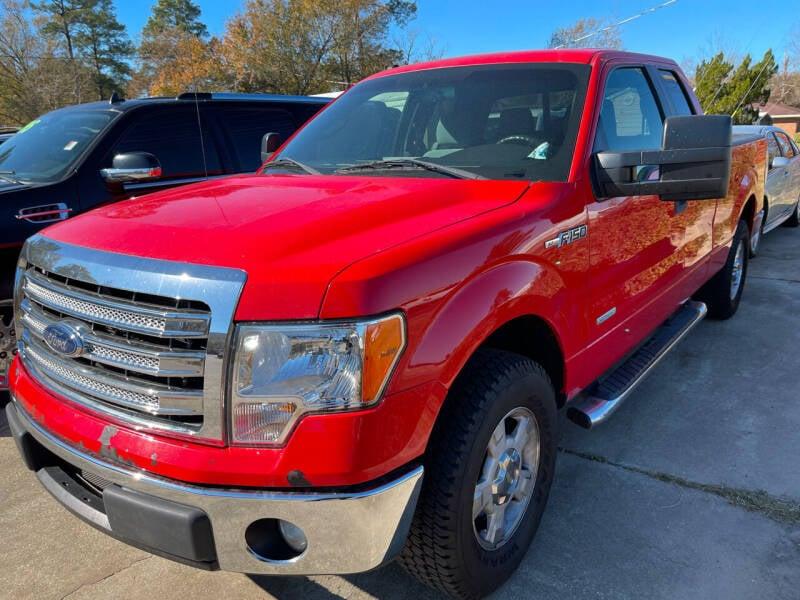 2011 Ford F-150 for sale at Platinum Plus Auto Sales in West Monroe LA
