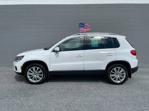 2014 Volkswagen Tiguan for sale at Automax of Frederick in Frederick MD