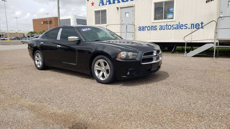 2014 Dodge Charger for sale at Aaron's Auto Sales in Corpus Christi TX