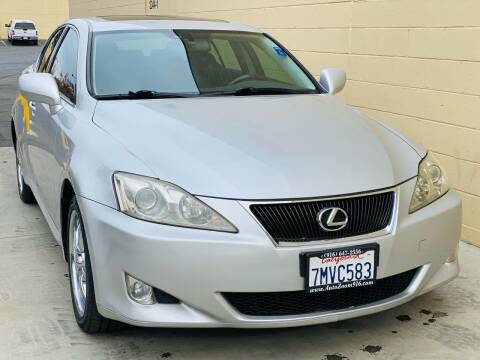 2007 Lexus IS 250 for sale at Auto Zoom 916 in Rancho Cordova CA