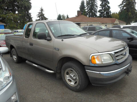 2002 Ford F-150 for sale at Lino's Autos Inc in Vancouver WA