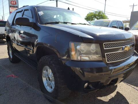 2008 Chevrolet Tahoe for sale at Shelton & Son Auto Sales L.L.C in Dover AR