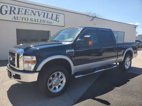 2008 Ford F-250 Super Duty for sale at Greenville Auto Sales in Warwick RI