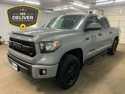 2017 Toyota Tundra for sale at Bennett Motors, Inc. in Mayfield KY