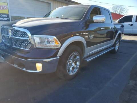 2014 RAM Ram Pickup 1500 for sale at Bailey Family Auto Sales in Lincoln AR