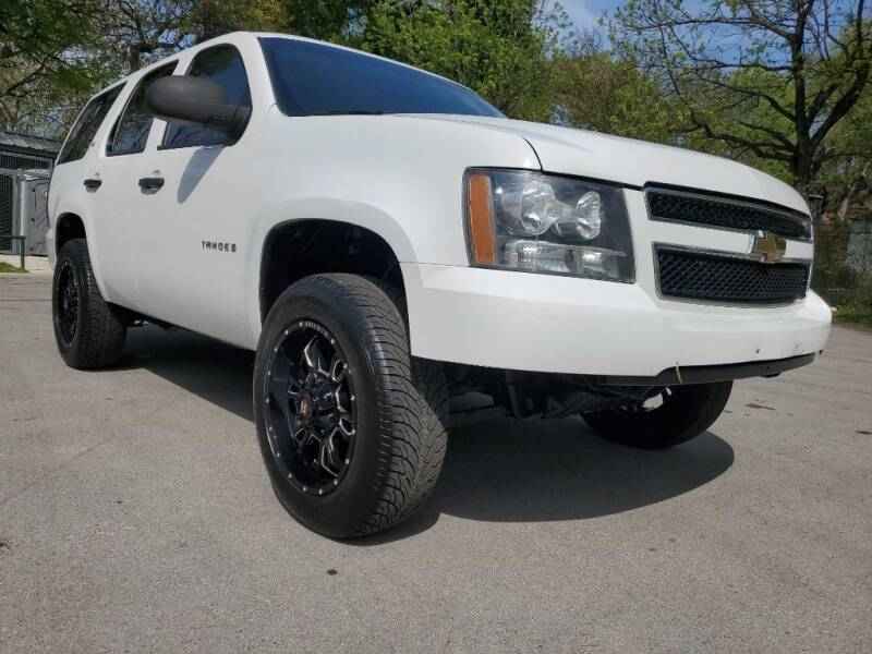 2008 Chevrolet Tahoe for sale at Thornhill Motor Company in Hudson Oaks, TX