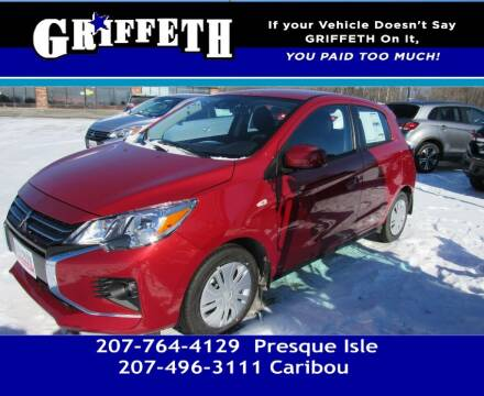 2021 Mitsubishi Mirage for sale at Griffeth Mitsubishi in Caribou ME