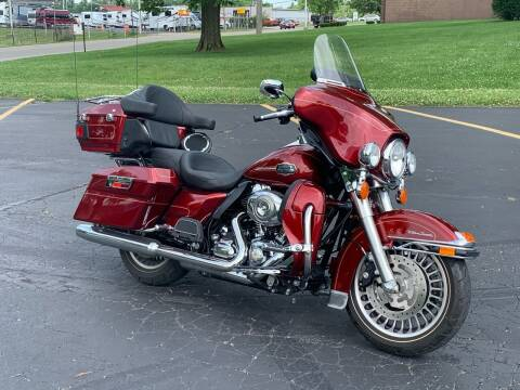 2009 Harley Davidson Ultra Classic for sale at Dittmar Auto Dealer LLC in Dayton OH