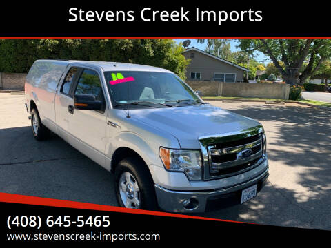 2014 Ford F-150 for sale at Stevens Creek Imports in San Jose CA