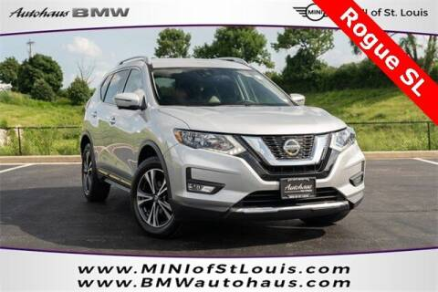 2018 Nissan Rogue for sale at Autohaus Group of St. Louis MO - 40 Sunnen Drive Lot in Saint Louis MO