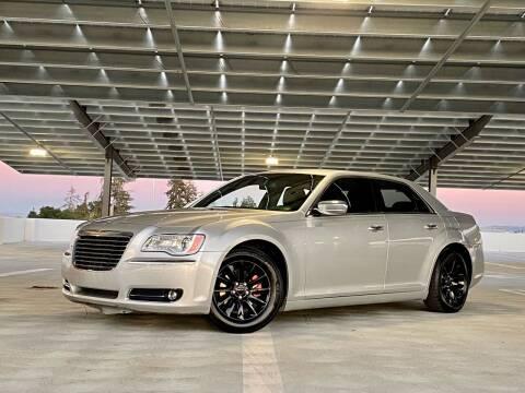 2012 Chrysler 300 for sale at Ronnie Motors LLC in San Jose CA