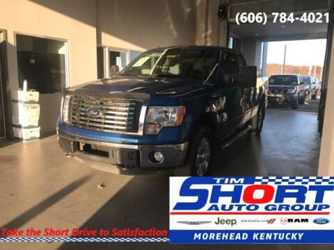 2012 Ford F-150 for sale at Tim Short Chrysler in Morehead KY