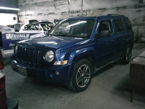 2010 Jeep Patriot for sale at MICHAEL J'S AUTO SALES in Cleves OH