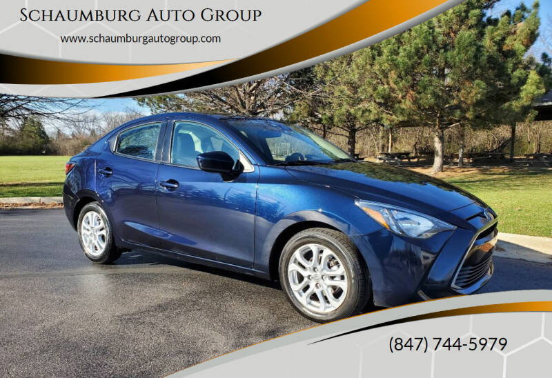 2016 Scion iA for sale at Schaumburg Auto Group in Schaumburg IL
