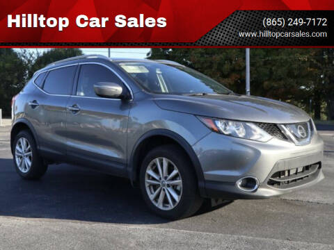 2019 Nissan Rogue Sport for sale at Hilltop Car Sales in Knox TN