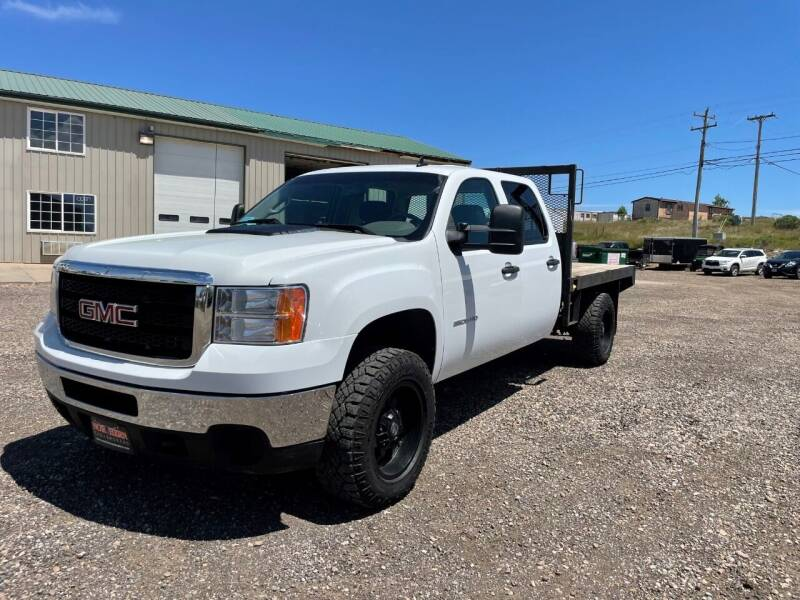 2014 GMC Sierra 3500HD for sale at Northern Car Brokers in Belle Fourche SD