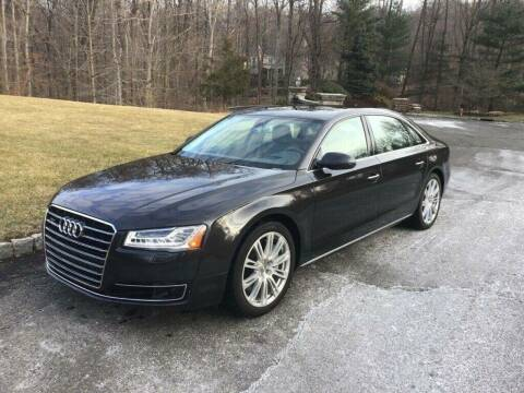 2015 Audi A8 for sale at NJ Enterprises in Indianapolis IN