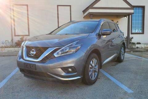2018 Nissan Murano for sale at International Auto Sales in Garland TX