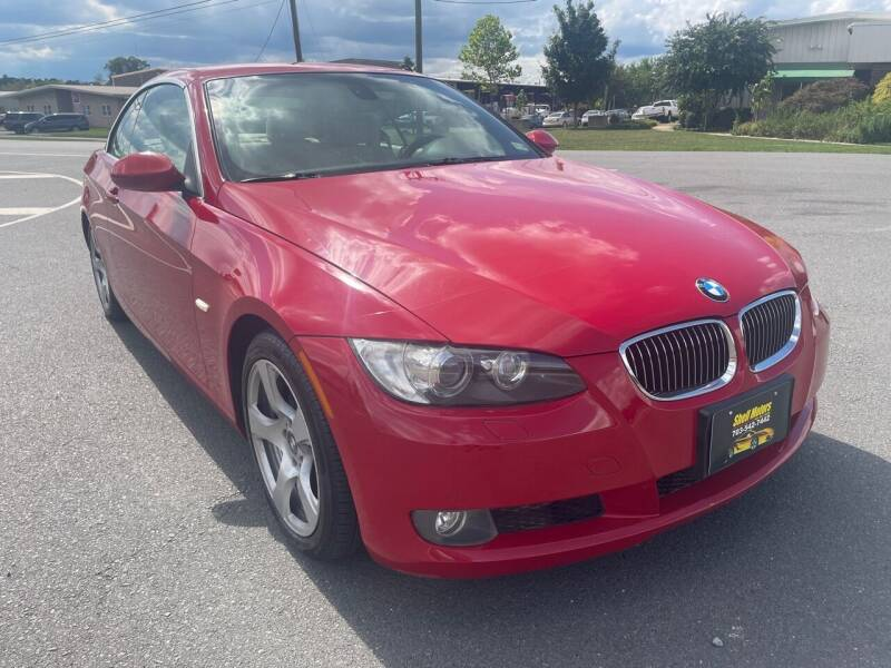 2007 BMW 3 Series for sale at Shell Motors in Chantilly VA