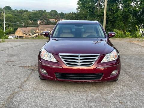 2010 Hyundai Genesis for sale at Car ConneXion Inc in Knoxville TN
