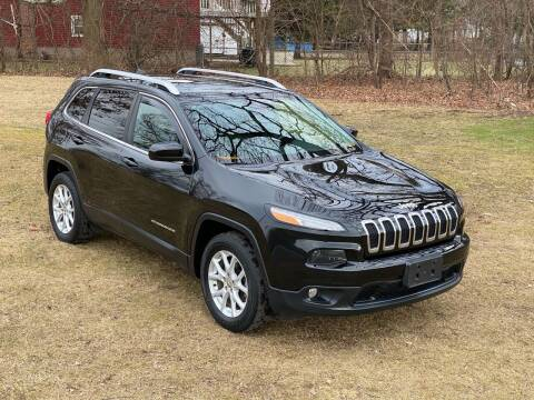 2015 Jeep Cherokee for sale at Choice Motor Car in Plainville CT
