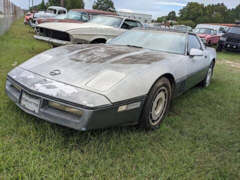 1985 Chevrolet Corvette for sale at Classic Cars of South Carolina in Gray Court SC