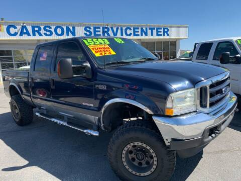 2003 Ford F-250 Super Duty for sale at Carson Servicenter in Carson City NV