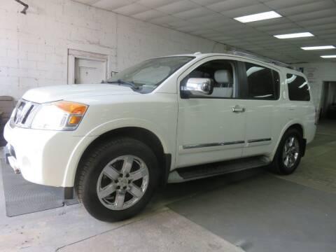 2010 Nissan Armada for sale at US Auto in Pennsauken NJ