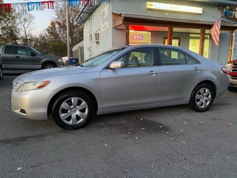 2007 Toyota Camry for sale at Elite Auto Sales Inc in Front Royal VA