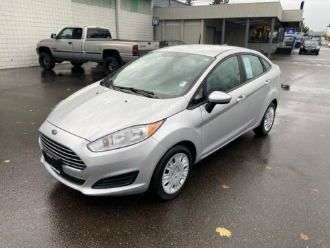 2015 Ford Fiesta for sale at TacomaAutoLoans.com in Tacoma WA