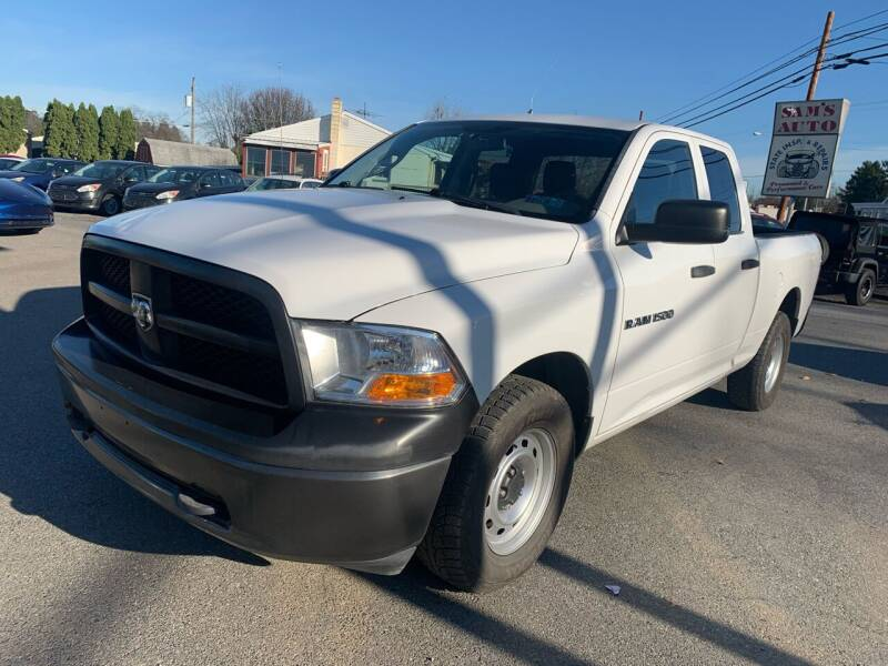 2012 RAM Ram Pickup 1500 for sale at Sam's Auto in Akron PA