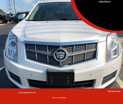 2010 Cadillac SRX for sale at Judex Motors in Loganville GA