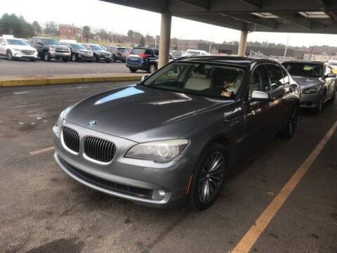 2011 BMW 7 Series for sale at US Auto in Pennsauken NJ