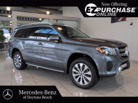 2018 Mercedes-Benz GLS for sale at Mercedes-Benz of Daytona Beach in Daytona Beach FL