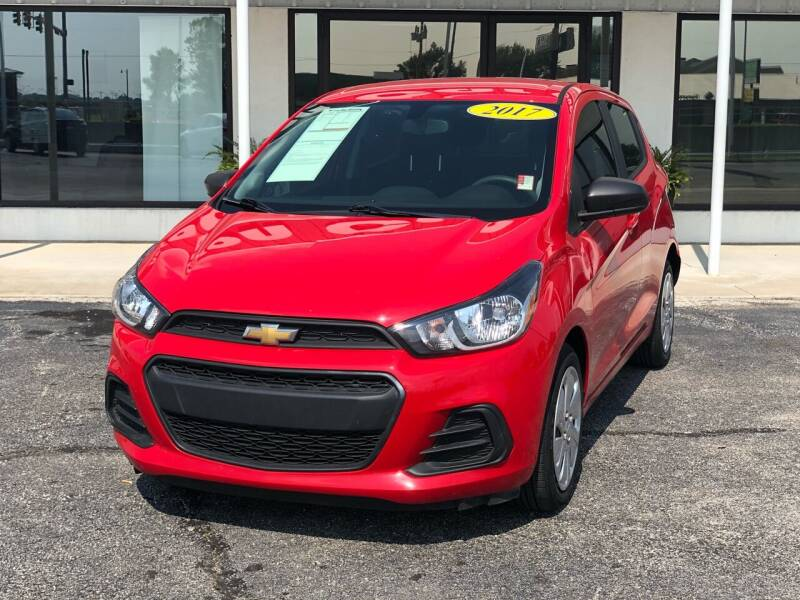 2017 Chevrolet Spark for sale at Nelson Car Country in Bixby OK