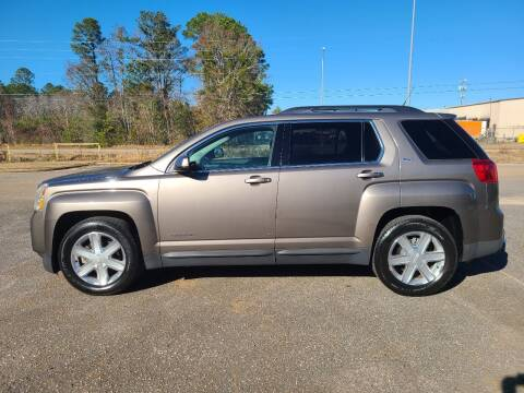 2011 GMC Terrain for sale at Access Motors Co in Mobile AL