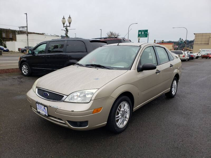2007 Ford Focus for sale at Aberdeen Auto Sales in Aberdeen WA