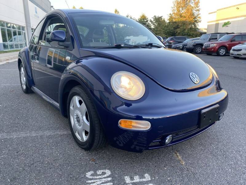 1999 Volkswagen New Beetle for sale at PM Auto Group LLC in Chantilly VA